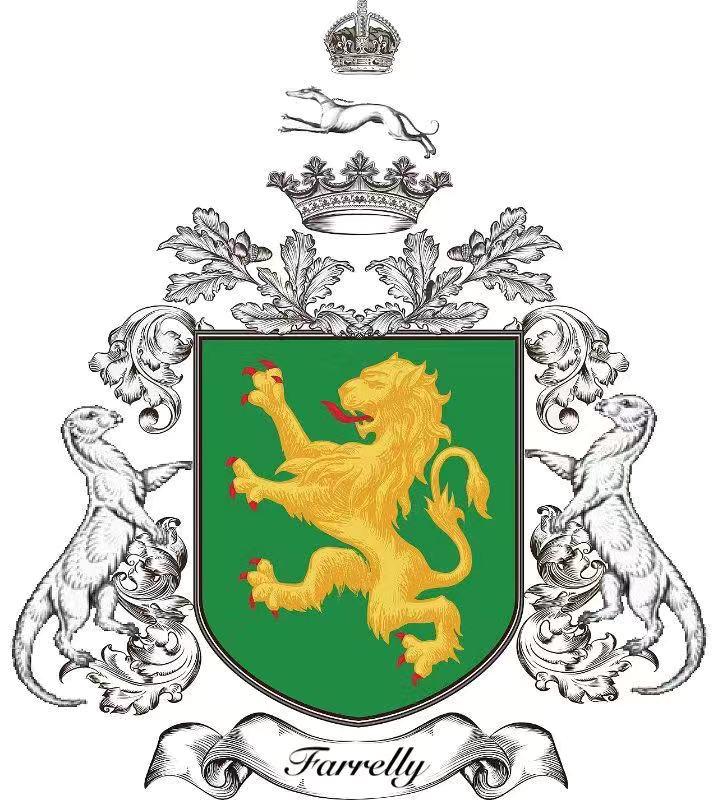 Farrelly Crest