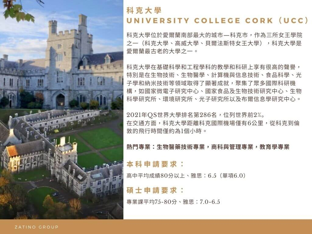 愛爾蘭教育